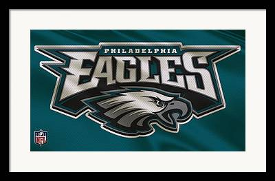 Philadelphia Eagles Framed Prints