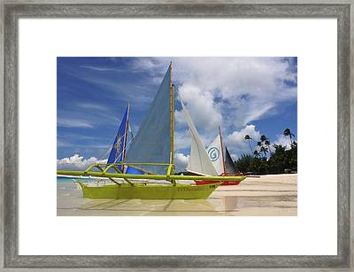 Philippines Framed Print by Sergi Reboredo