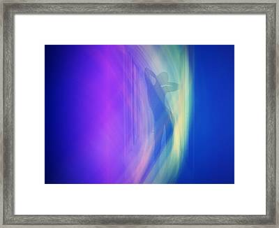 Phoenix Rising Framed Print by Laura Fasulo