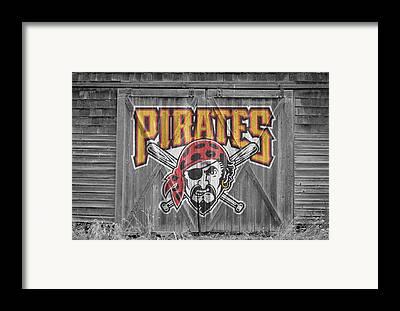 Pittsburgh Pirates Framed Prints