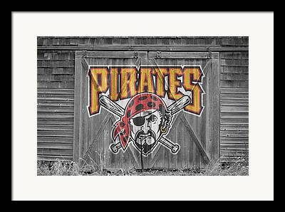 Pittsburgh Pirates Framed Prints