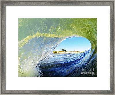 Point Of View Framed Print by Paul Topp