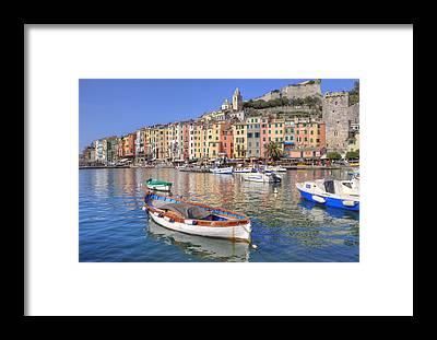Levante Framed Prints