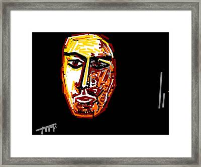Portrait-5 Framed Print by Anand Swaroop Manchiraju