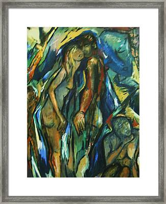 Prelude Framed Print by Dawn Fisher
