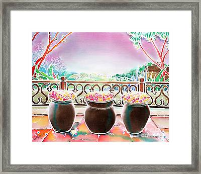 Prelude To The Night Framed Print