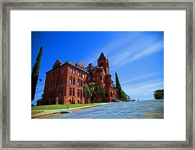 Preston Castle Framed Print