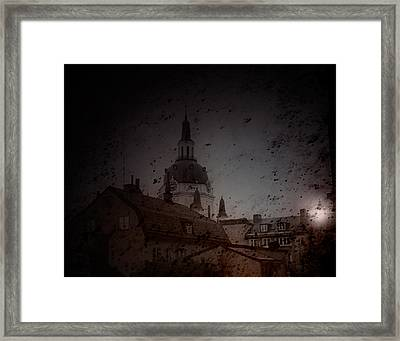 Pretense Framed Print by David Fox