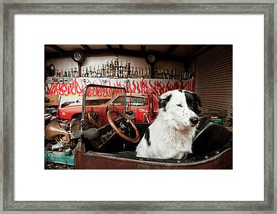 Prewitt, New Mexico, United States Framed Print by Julien Mcroberts