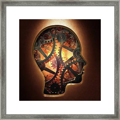 Psychology Framed Print