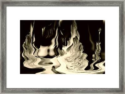 Quimera Framed Print by Gerlinde Keating - Galleria GK Keating Associates Inc