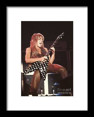 Designs Similar to Randy Rhoads by Concert Photos