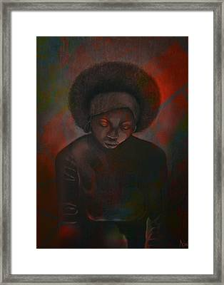 Reciprocity Framed Print by AC Williams