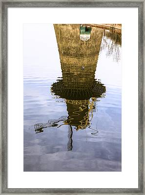Reflection Framed Print by Joana Kruse