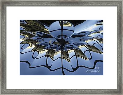 Reflections Framed Print by Inge Riis McDonald