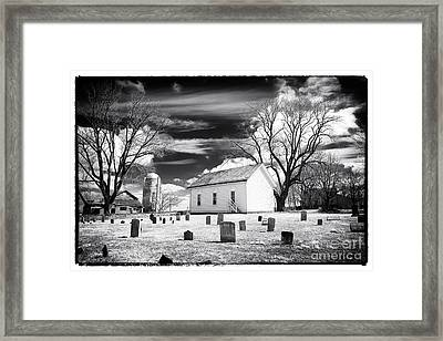 Resting Place Framed Print by John Rizzuto