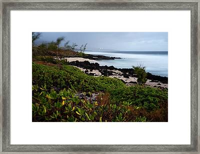 Reunion Island Framed Print by Sergi Reboredo