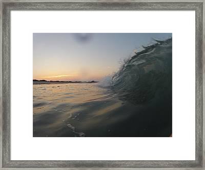 Rexhame Framed Print by Eugene Bergeron