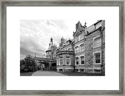 Rosemont College Main Building Framed Print