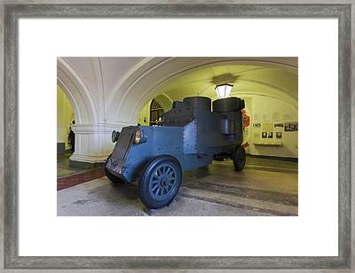 Russia, Saint Petersburg, Kronverksky Framed Print by Walter Bibikow