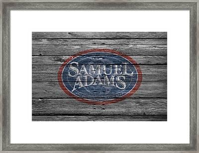 Samuel Adams Framed Print