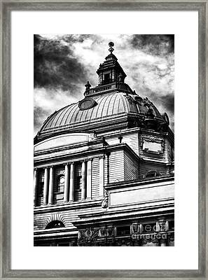 Sanctuary Framed Print by John Rizzuto