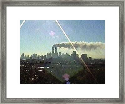 #3 Sands Of Time Framed Print