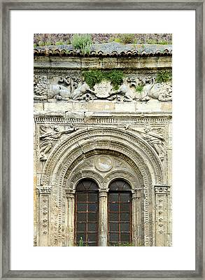 Santo Domingo Church Framed Print by Guido Montanes Castillo