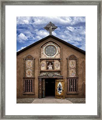 Santo Nino Chapel  Framed Print