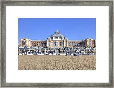 Scheveningen Framed Print by Joana Kruse