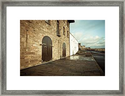 Scottish Building Framed Print