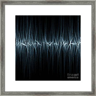 Scratch Framed Print by Blink Images