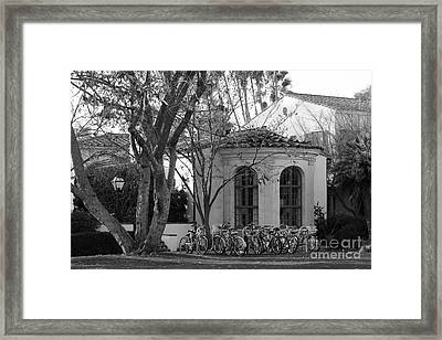 Scripps College Framed Print by University Icons