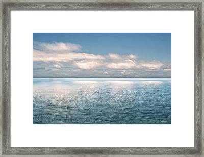 Sea Dreams Framed Print by Julie Magers Soulen