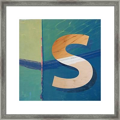 Seaworthy S Framed Print by Carol Leigh