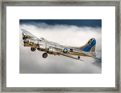 Sentimental Journey Framed Print