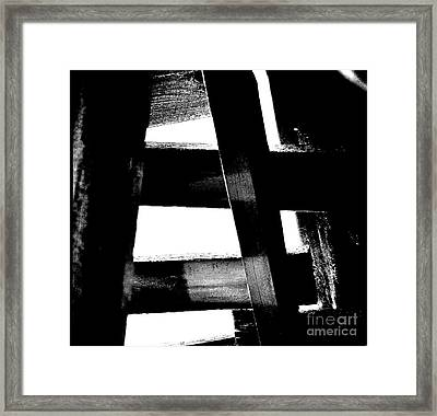 Soundly Grounded Framed Print by Lauren Leigh Hunter Fine Art Photography