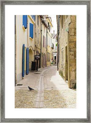 Southern France, St Framed Print by Emily Wilson