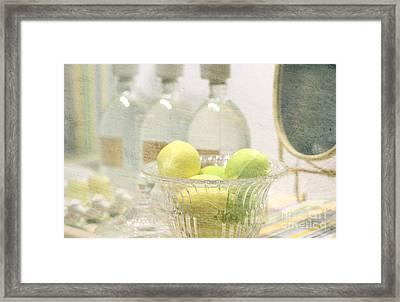 Spa Framed Print