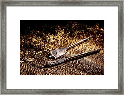 Spades Framed Print by Olivier Le Queinec