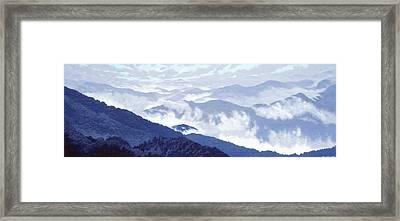 Spirit Of The Air Framed Print by Blue Sky