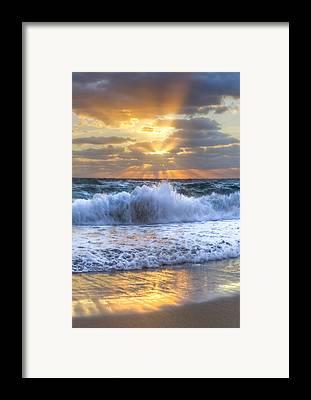 Delray Framed Prints