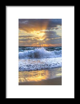 Hobe Framed Prints