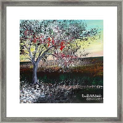 Spring Framed Print by Roni Ruth Palmer