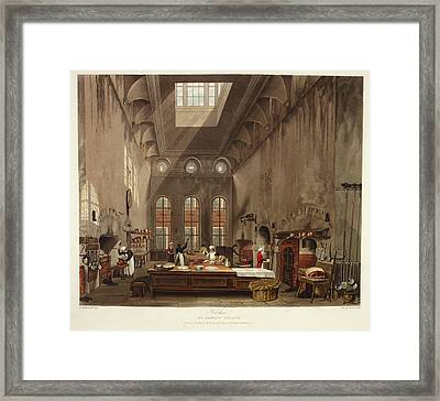 St. James's Palace Framed Print by British Library