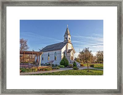 St. Mary's Chapel Framed Print