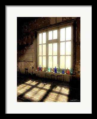 Windowpanes Framed Prints