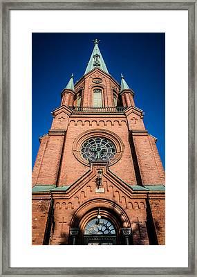 Tampere8 Framed Print