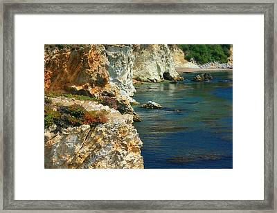 The Coast  Framed Print