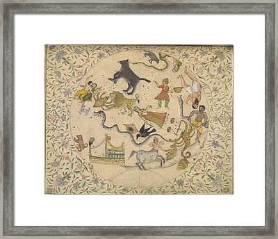 The Constellations Framed Print